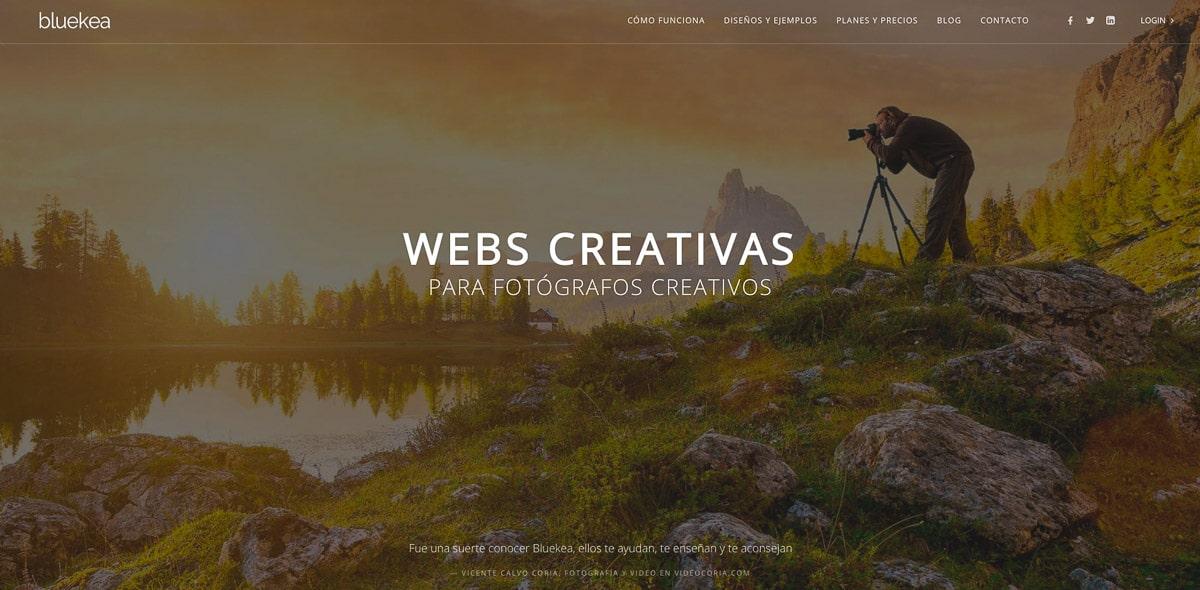 Nueva web de Bluekea en www.bluekea.com