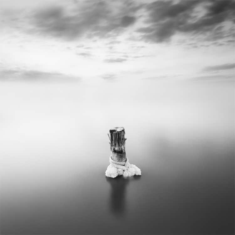 Fotografías en blanco y negro de David Frutos