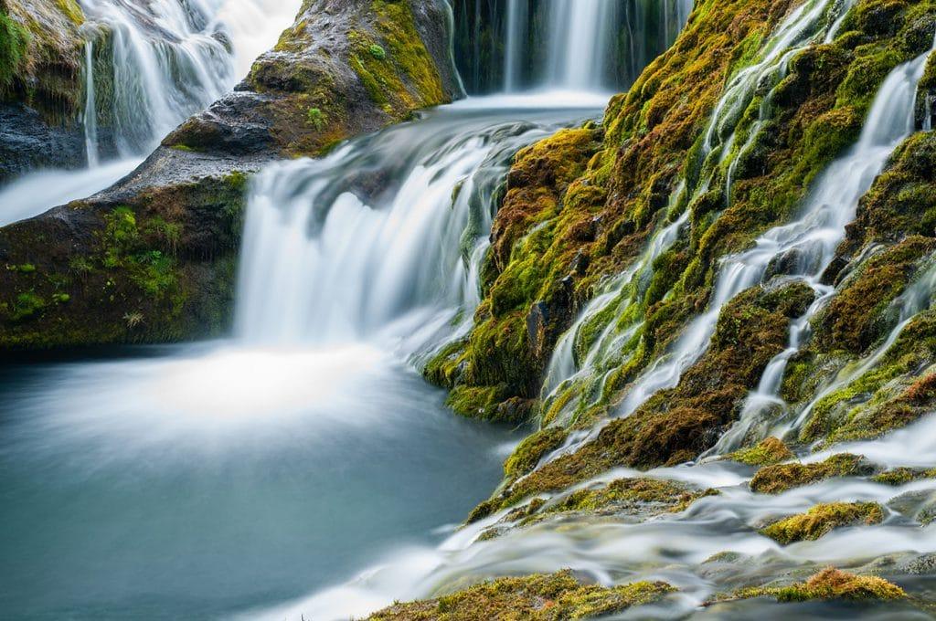 Cascadas de Gjain en Fotohambrientos