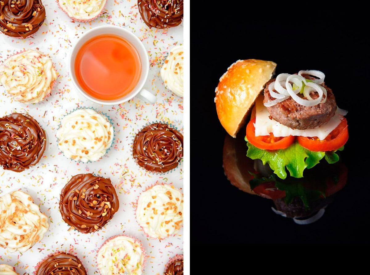Propuestas gastronómicas de fotohambrientos