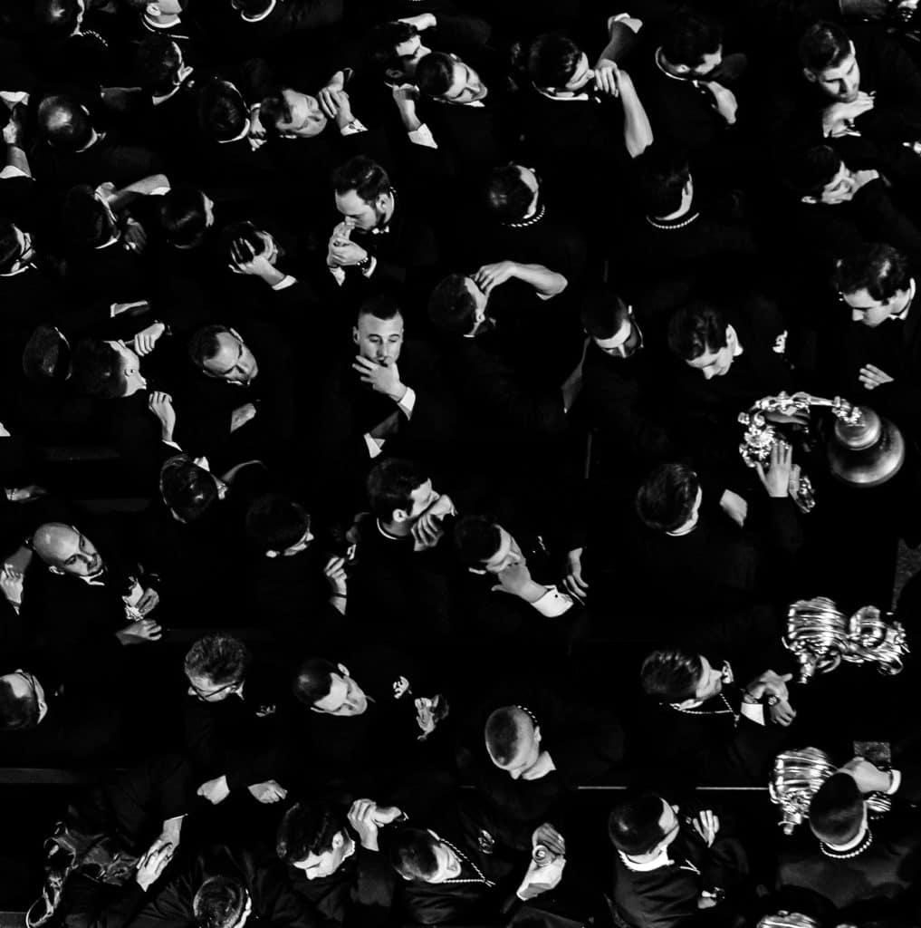 Fotografía en blanco y negro de Santiago Martínez de Septién. Bluekea.com